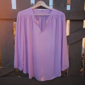 🌼Fun 2 Fun Brand Semi Sheer Purple XL Top